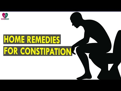 home remedies for constipation || Health Sutra - Best Health Tips