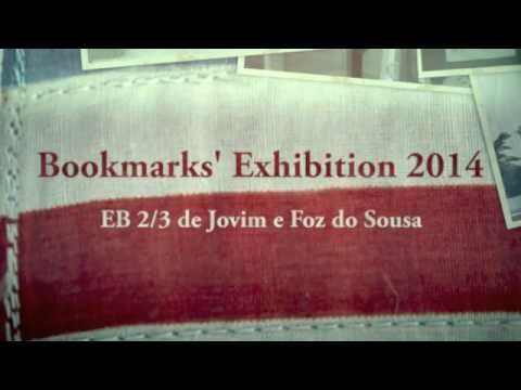 Bookmarks' Exhibition Jovim 2014 - ABDL