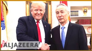🇺🇸 🇨🇳 US, China launch trade talks to avert tariff war | Al Jazeera English - ALJAZEERAENGLISH