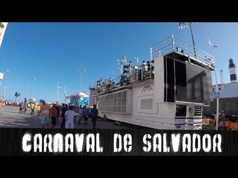 Carnaval de Salvador  - Diário Áudio Repórter