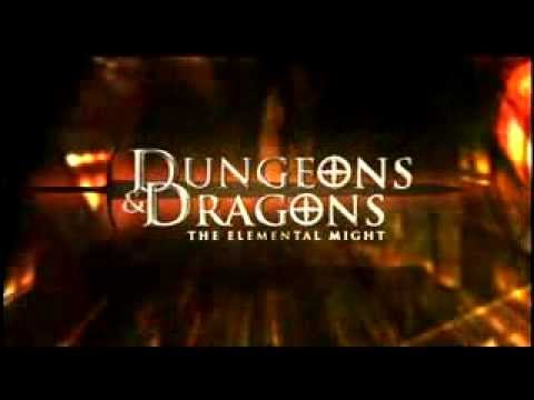Dungeons & Dragons 2: Wrath Of The Dragon God (The Elemental Might) - Trailer