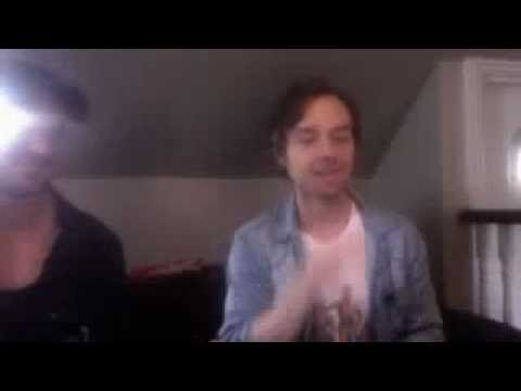 Darren Hayes UStream Bloodstained Heart