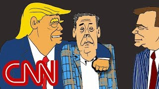 Trump's story told through classic films - Drawn by Jake Tapper - CNN
