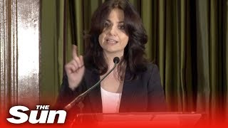 Heidi Allen MP's defection speech - THESUNNEWSPAPER