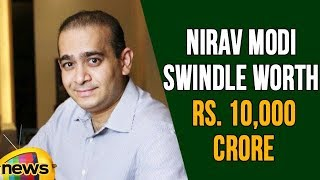 Nirav Modi Swindle Worth Rs. 10000 Crore, Seized Properties and CBI Investigation | Mango News - MANGONEWS