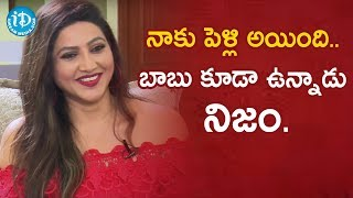 Serial Actress Rishika about her Marriage | Soap Stars with Anitha #52 | iDream Telugu Movies - IDREAMMOVIES