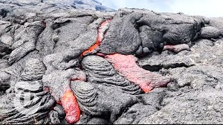 Living in Lava's Path: A Slow Motion Disaster | The New York Times - THENEWYORKTIMES