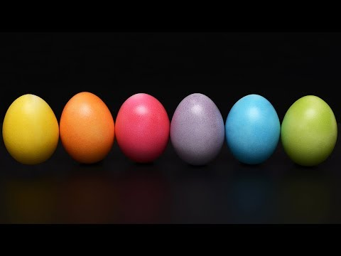 Why Do We Dye Easter Eggs? -- Thought Glass #2