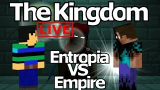Thumbnail van The KINGDOM LIVE! Gevangen bij EMPIRE!!