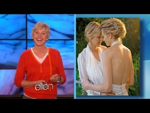 Memorable Moment Ellen s Wedding Monologue