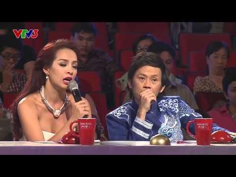 Hoài Linh thể hiện quyền lực trên showbiz của mình trong VietNam's Got Talent 2014 Tâp 1