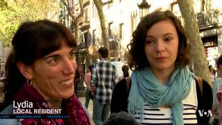 Spain Says It Will Remove Catalonia's Leaders - VOAVIDEO