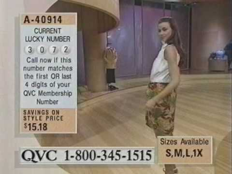Classic QVC Models in Pantyhose 2