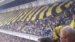 Fenerbahçe videoları - Mustafa Kemal'in askerleriyiz tezahüratları