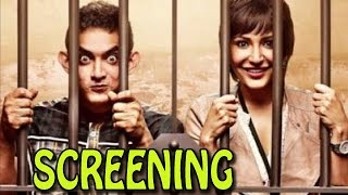 Aamir Khan holds PK Movie's special screening - EXCLUSIVE