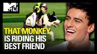 WOW! Even Pets Have Pets 😹 🐶 🐵 | Ridiculousness | MTV - MTV