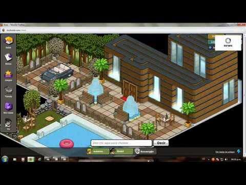 Las mejores salas de habbo for Casas en habbo