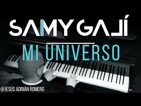 Mi Universo - Jesus Adrian Romero Piano Cover