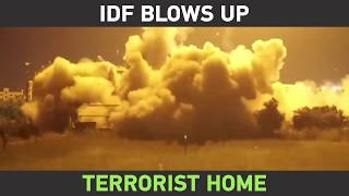 IDF demolishes suspected terrorist's home - RUSSIATODAY