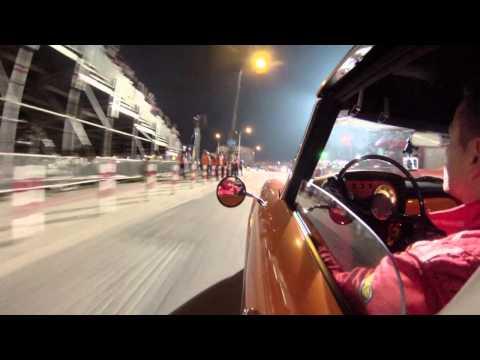 Leszek Kuzaj za kierownicą Syreny Sport