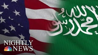 Trump Dismisses CIA Conclusion That Saudi Prince Was Responsible For Jamal Murder | NBC Nightly News - NBCNEWS