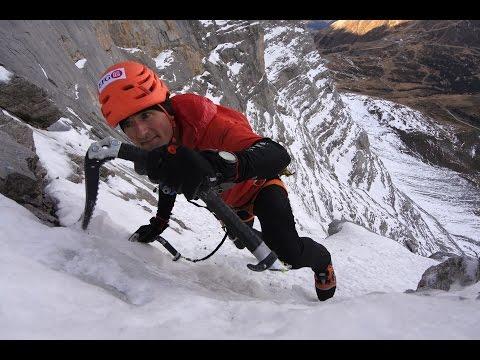Ueli Steck - Eiger