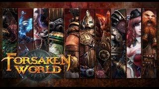 Обзор клиентской онлайн игры Forsaken World