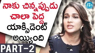 Actress Lavanya Tripati Exclusive Interview - Part #2 || Talking Movies With iDream - IDREAMMOVIES