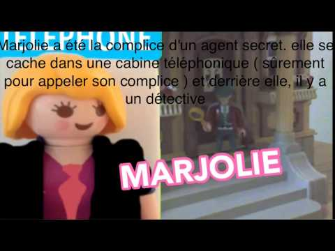 décryptage du generique de secret story playmobil 3