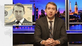 Sebastian Moore Campaigns To Get His Face On The $20 Bill - THEONION