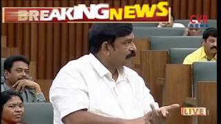 TDP Leaders Interrupts BJP Vishnu Kumar Raju Speech  Assembly Sessions  | CVR NEWS - CVRNEWSOFFICIAL