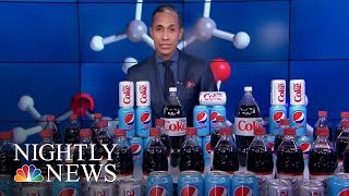 Class Actions Lawsuits Filed Against U.S. Diet Soda Producers | NBC Nightly News - NBCNEWS