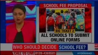 NewsX Exclusive: Are private schools overcharging for Education? Who should decide school fee? - NEWSXLIVE