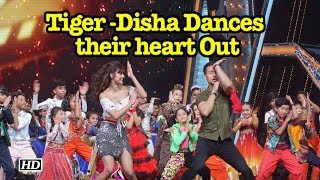 """""""Baaghi 2"""" Promotion 