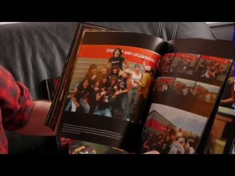 MURDER IN THE FRONT ROW: SF Thrash Metal Photo Book Unboxing