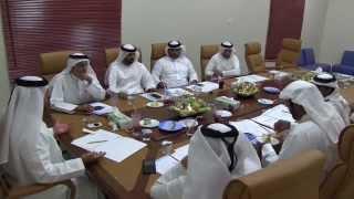 فيديو..أول جتماع لمجلس إدارة نادي حتا بتشكيله الجديد