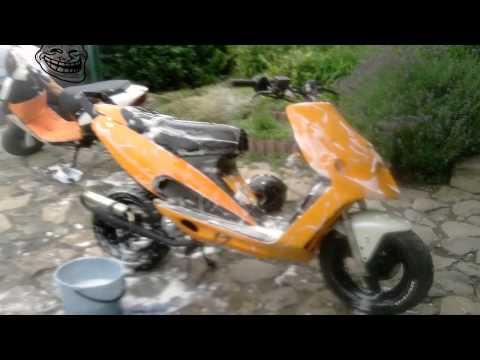 Malaguti f12 Tuning | Projekt Stunt | by KubeKK