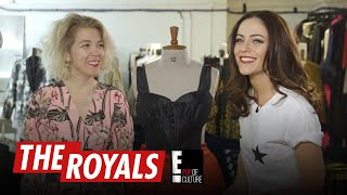 """The Royals"" Alexandra Park's Season 4, Episode 7 Favorite Look 