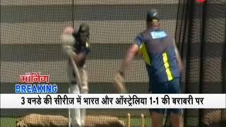 India beats Australia by six wickets in Adelaide ODI - ZEENEWS