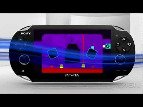 Playstation Vita - E3 2011: Official Trailer