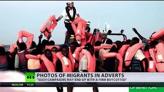 'Desperate people risk their lives – but not for Benetton' – ex-Immigration Advisory Service chief - RUSSIATODAY