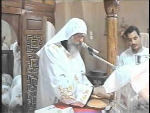 Holy Liturgy of Wednesday 10-11-2010 St. George Church Part V