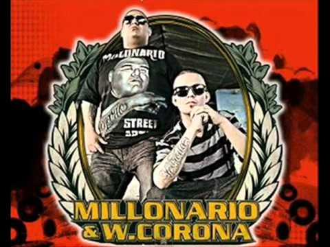 ELLA LO SABE BIEN(cd 2012) millonario & w corona
