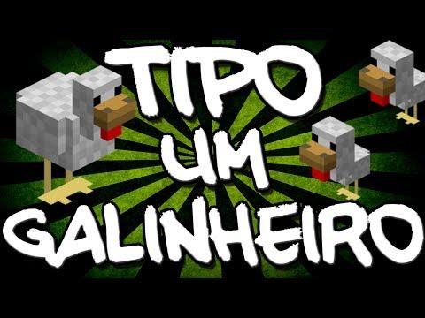 Tipo um Galinheiro - Minecraft Amplificado (08)