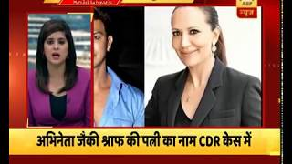 Tiger Shroff's mother Ayesha accused of taking out call details of Sahil Khan - ABPNEWSTV