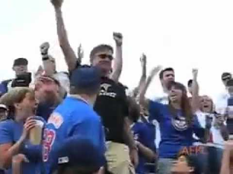 Fan With The Best Baseball Catch You'll Ever See