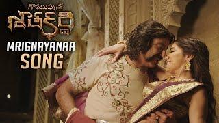 Gautamiputra Satakarni Mrignayanaa Song Trailer | Balakrishna | Shriya Saran | TFPC - TFPC