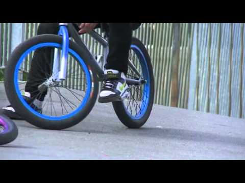BMX TRICKS 2012