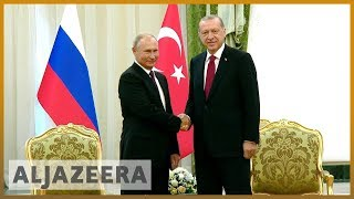 🇷🇺 Moscow talks: Erdogan to discuss Syria with Putin | Al Jazeera English - ALJAZEERAENGLISH