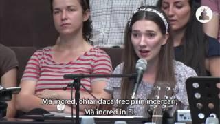 Da, eu ma-ncred - Amalia Preda